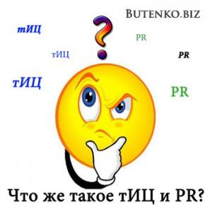 Что такое тИЦ и PR значения для сайта?